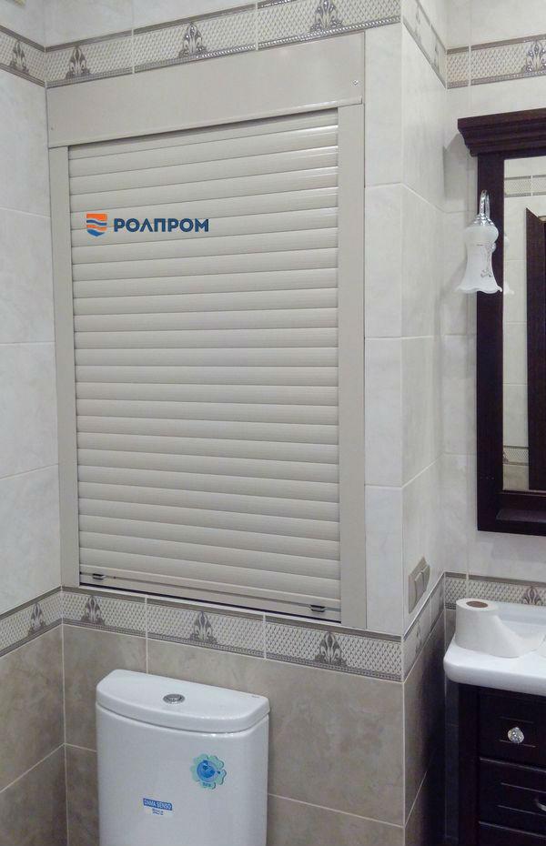 купить сантехнические рольставни в туалет в лобне